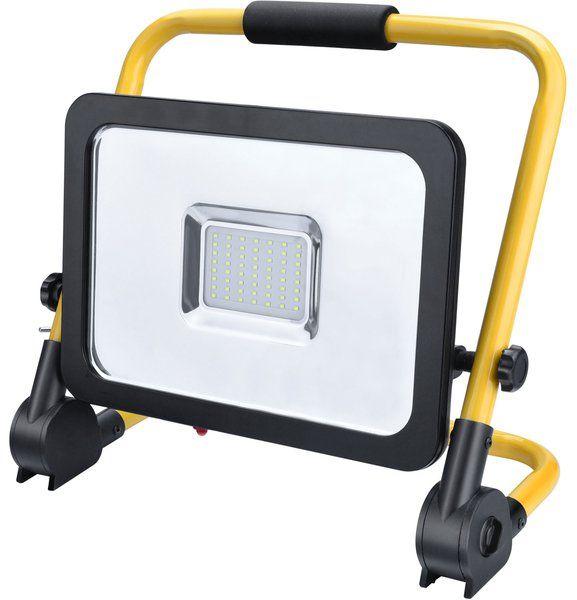 EXTOL LIGHT reflektor LED, 4500lm, se stojanem 43244
