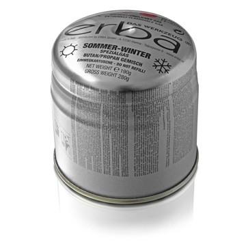 ERBA Plynová kartuše 190 g ER-15115
