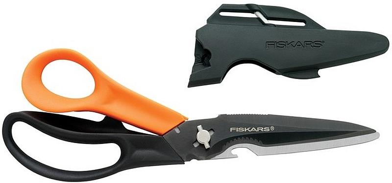 Fiskars Cuts More 5v1 nůžky univerzální 715692 (1000809)
