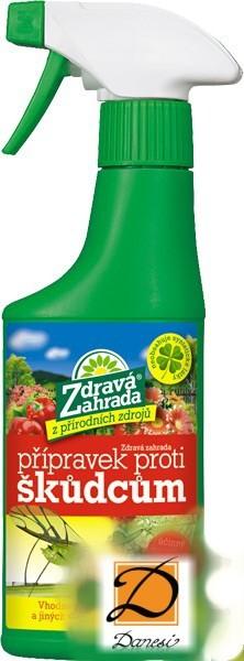 FORESTINA Zdravá zahrada - přípravek proti škůdcům 250ml 1243013