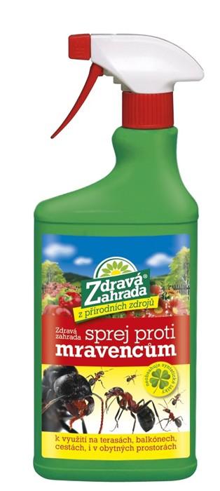 FORESTINA Zdravá zahrada - sprej proti mravencům 500ml 1270013