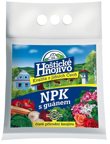 FORESTINA Hoštické NPK hnojivo s guánem 5kg