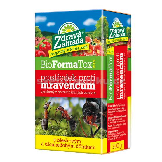 FORESTINA Zdravá zahrada - BioFormaTox Plus 200g 1270010
