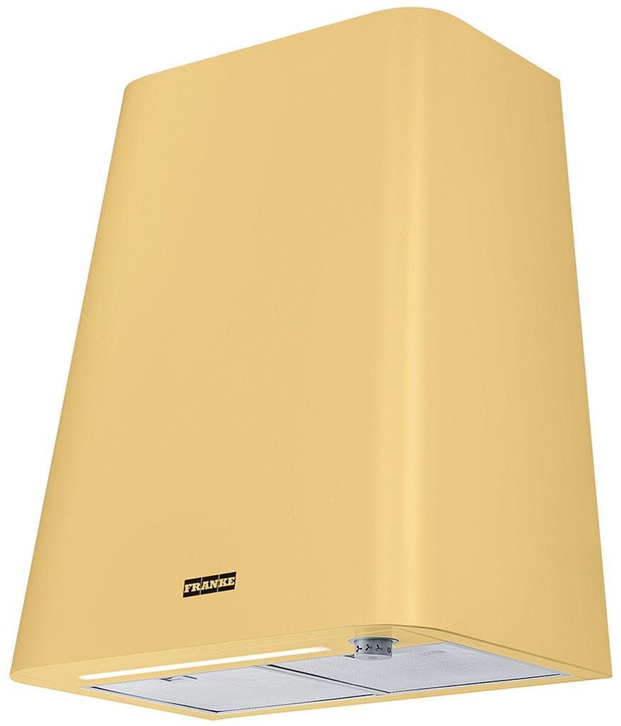 Franke Smart Deco FSMD 508 YL, odsavač par komínový, žlutá 335.0530.202