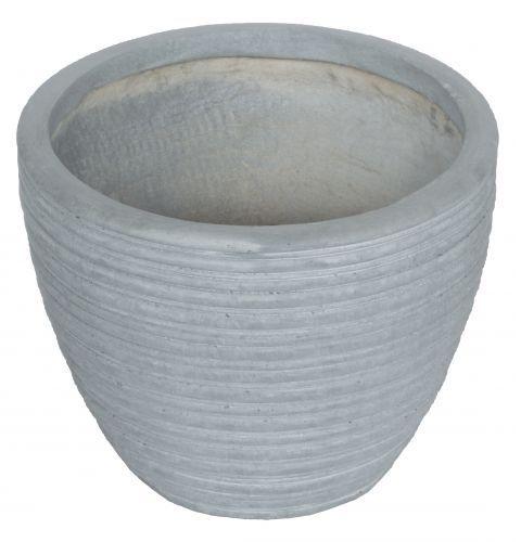 Květináč G21 Stone Ring 31x25cm 6392601