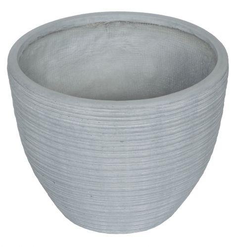 Květináč G21 Stone Ring 37.5x30cm 6392602