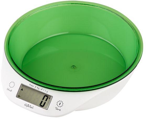 GALLET BAC 867 G Blou Elektronická kuchyňská váha