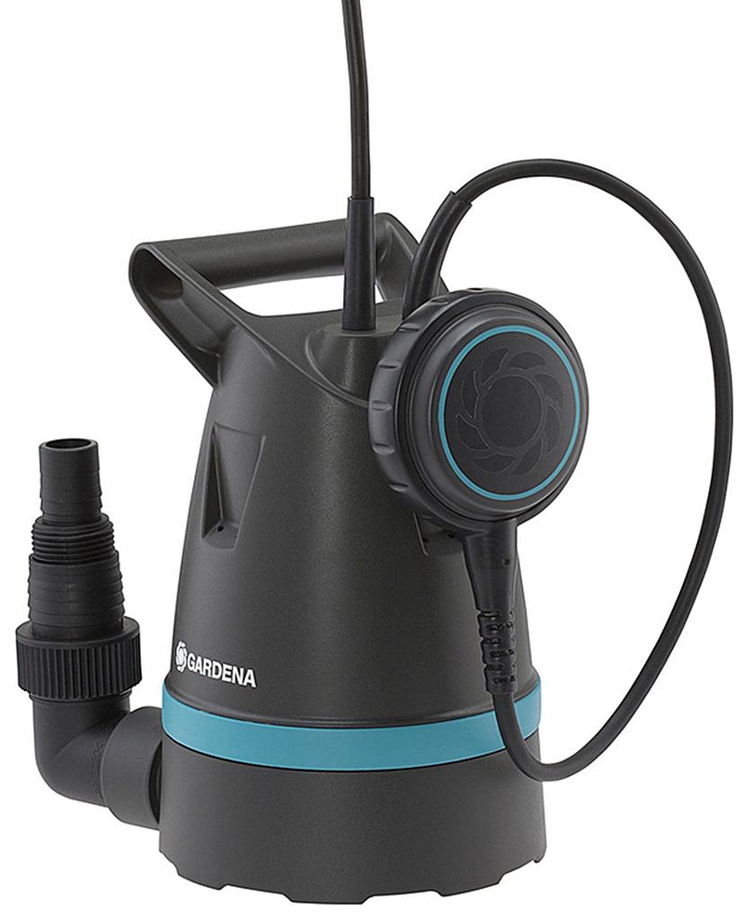 GARDENA 8600 Ponorné čerpadlo pro čistou vodu 400 W 9001-29