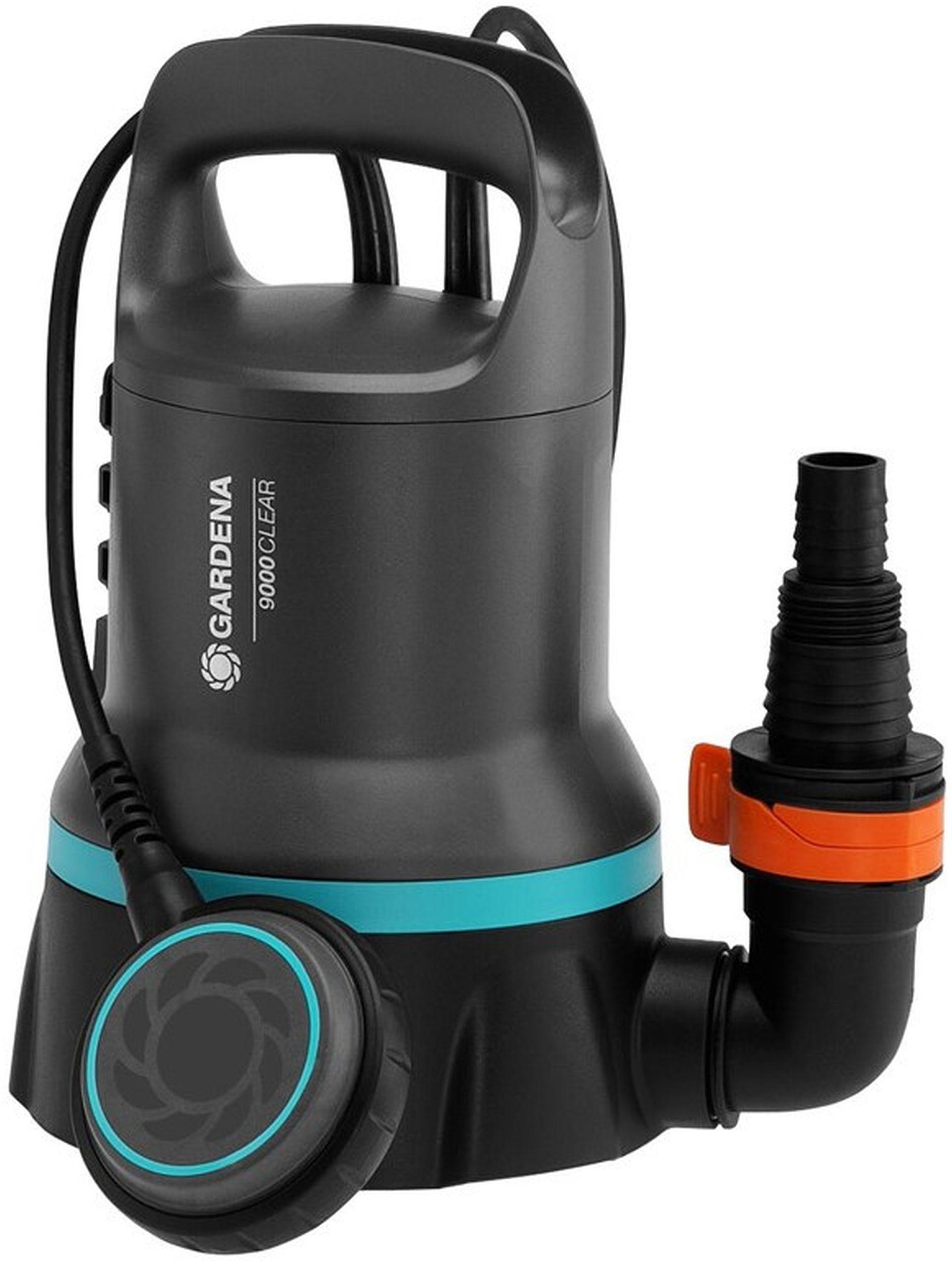 GARDENA 9000 Ponorné čerpadlo pro čistou vodu, 300W, 9 000l/h 9030-20