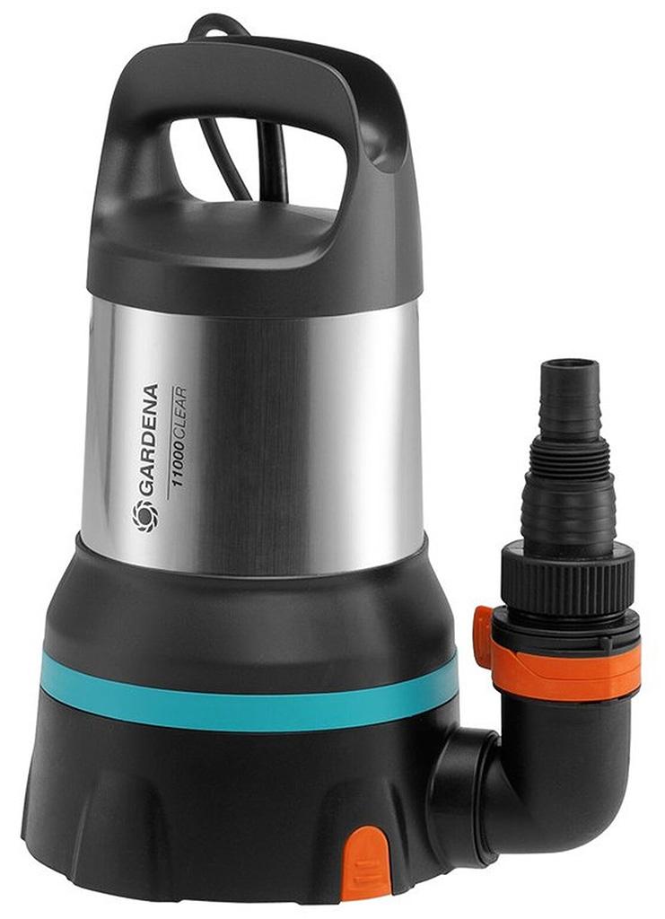GARDENA 11000 Ponorné čerpadlo pro čistou vodu, 450W, 11 000l/h 9032-20