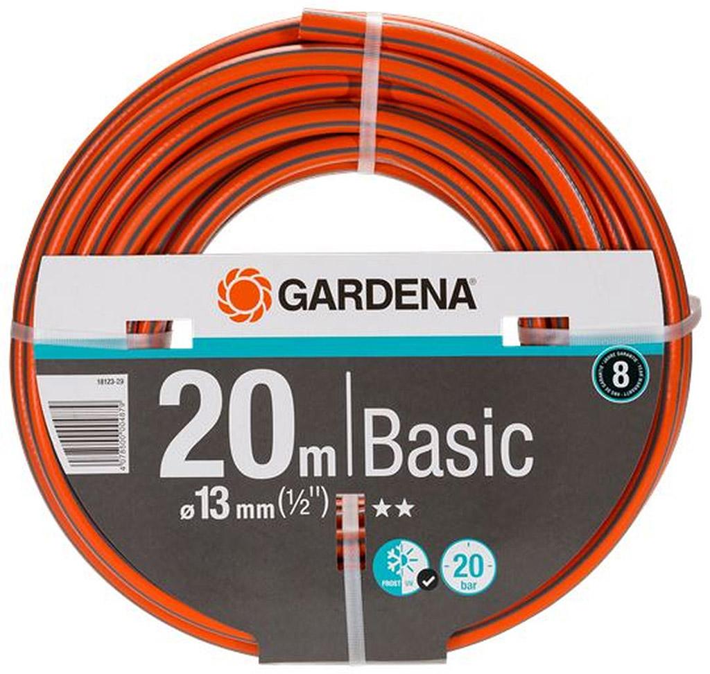 "GARDENA Basic Hadice zahradní 13mm (1/2"") 20m 18123-29"