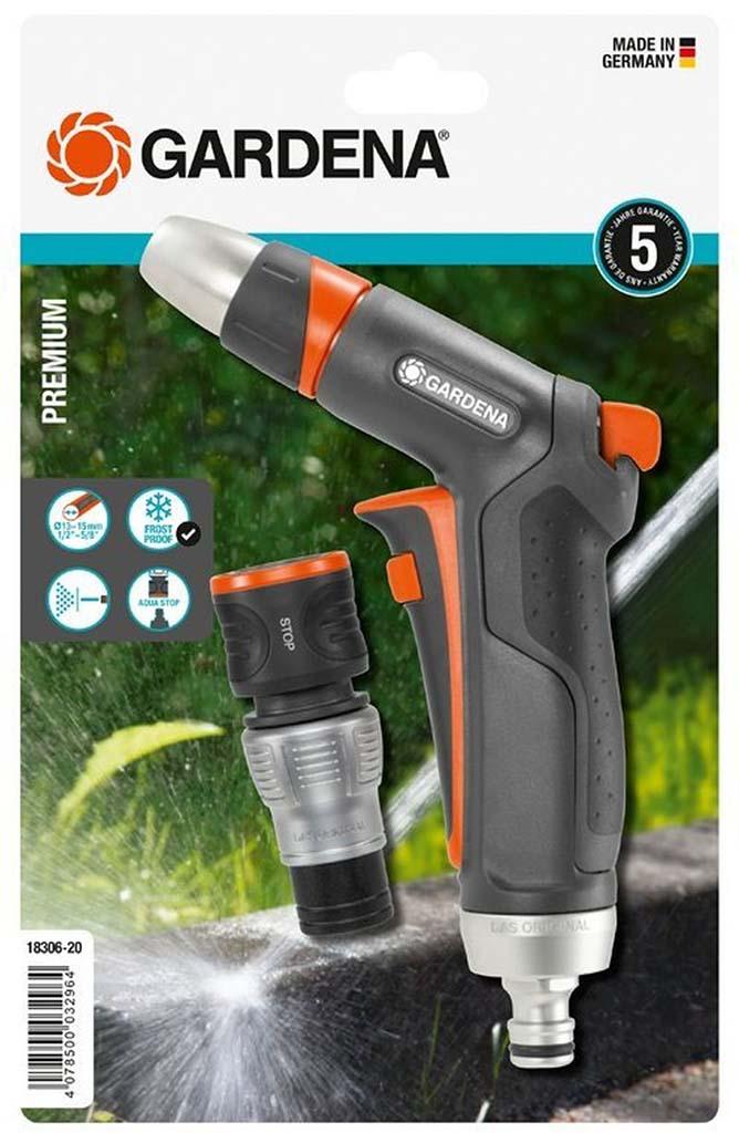 GARDENA Premium čisticí postřikovač, sada 18306-20