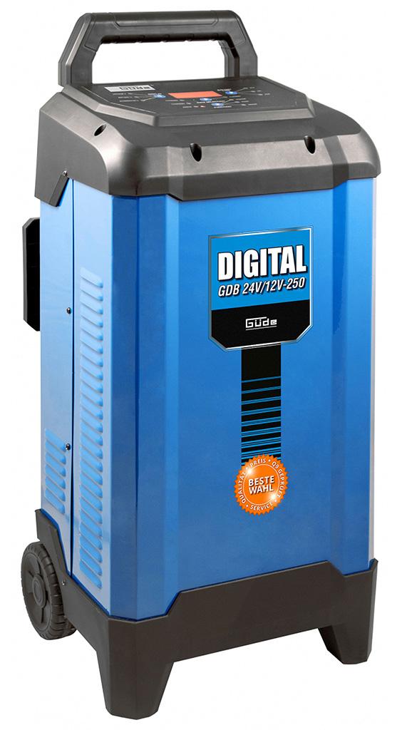 GÜDE GDB 250 Automatická nabíječka baterií 85129