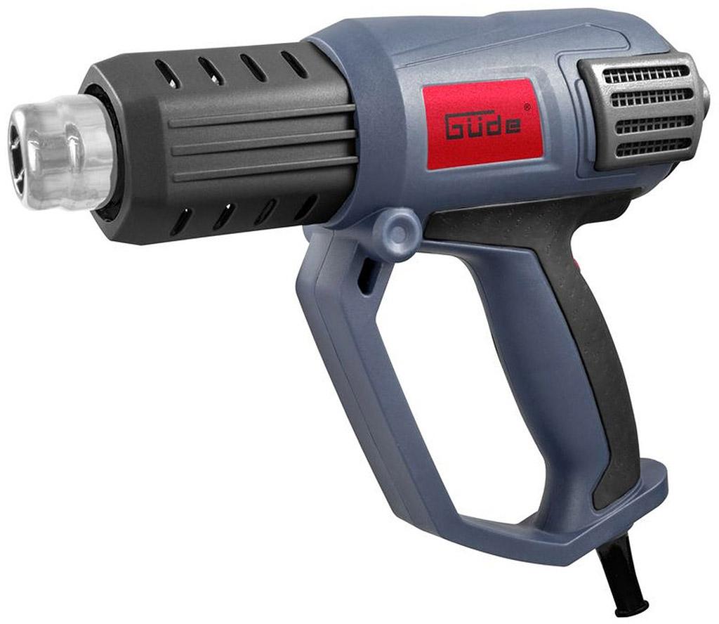 GÜDE HLG 650-2000 LCD Horkovzdušná pistole 58121