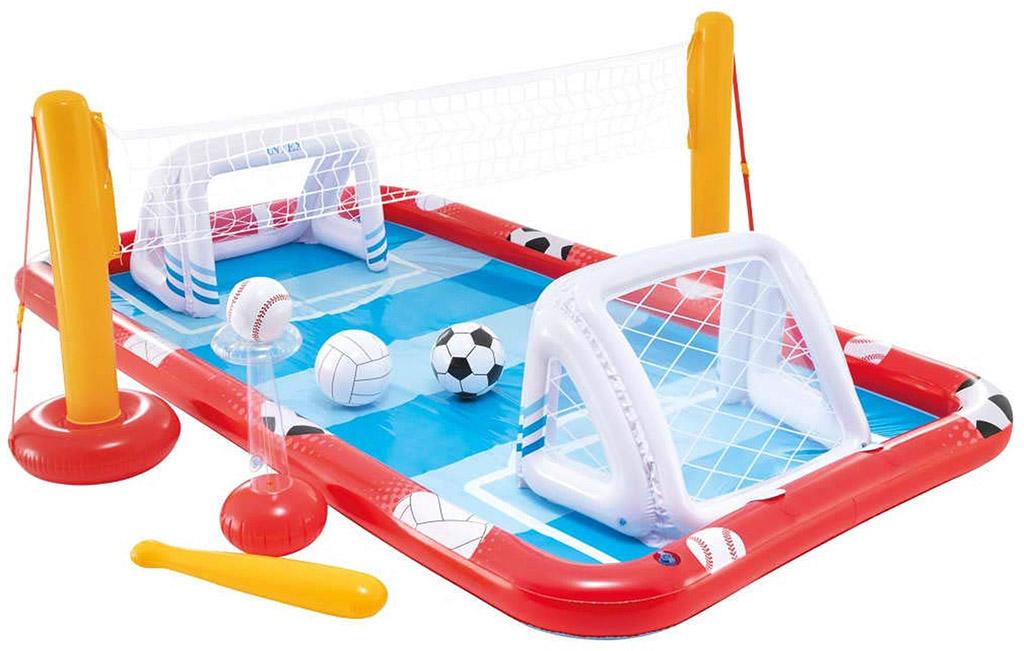 INTEX Hrací centrum Action Sport 325 x 267 x 102 cm 57147NP