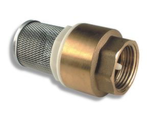"""NOVASERVIS zpětná klapka s filtrem JY502/40 6/4"""" 50240"""