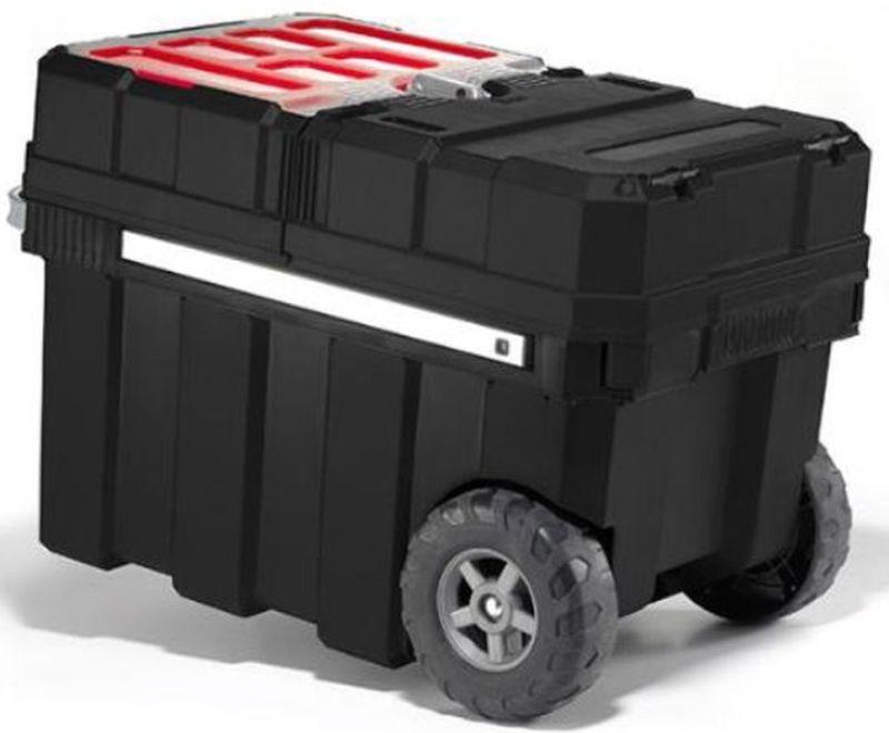 KETER MASTERLOADER kufr na nářadí 62x38x42cm černý 17191709