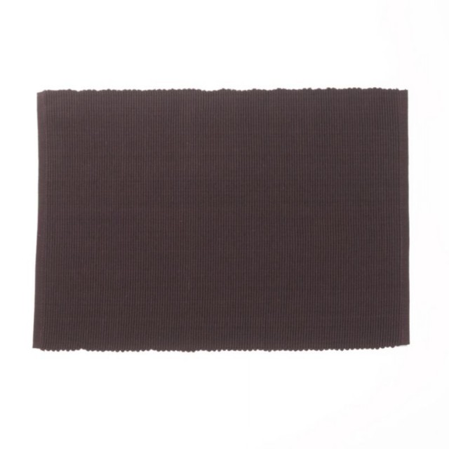KELA Prostírání 48 x 33 cm PUR, tmavě čokoládová KL-77787