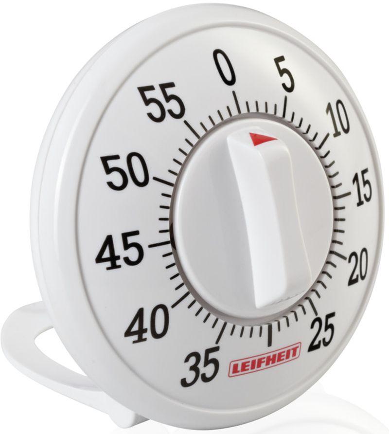 LEIFHEIT ComfortLine Kuchyňská minutka, bílá 22600