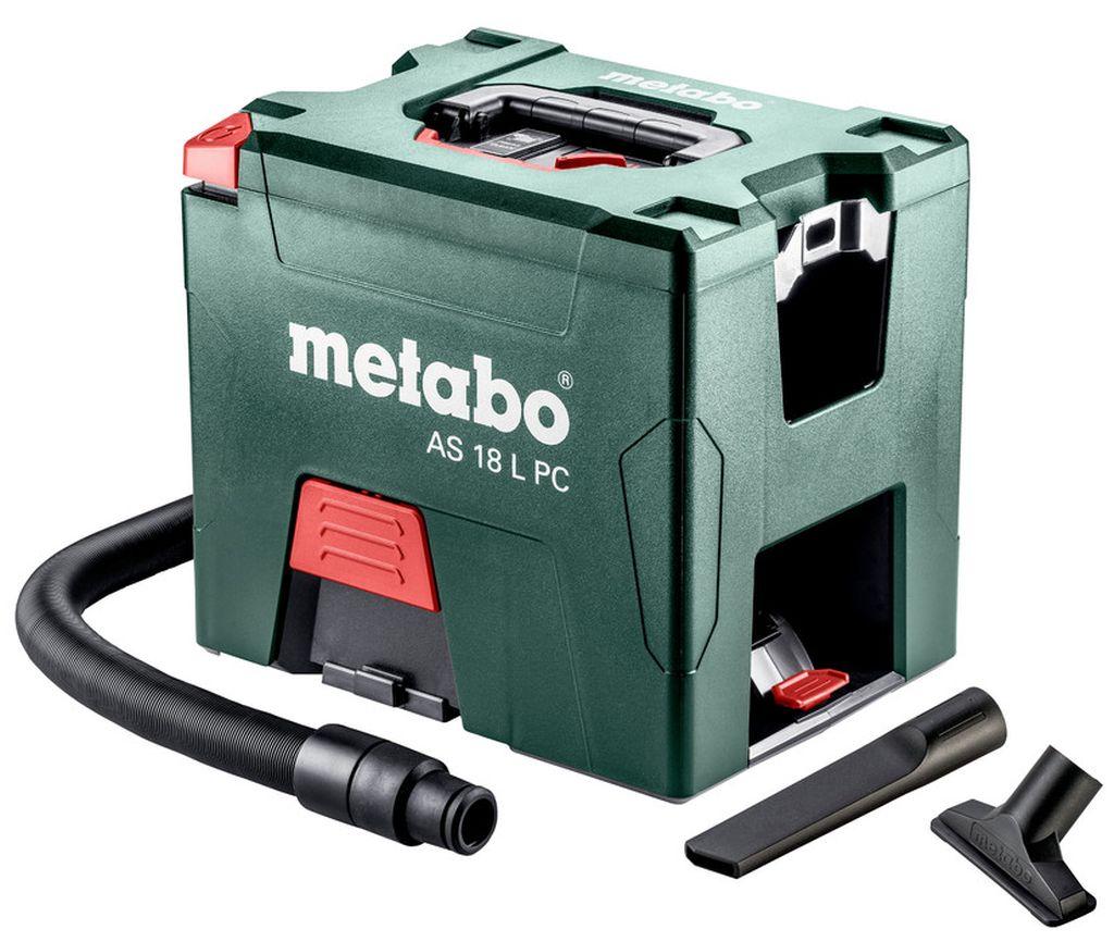 Metabo 602021850 AS 18 L PC Akumulátorový vysavač 18 V