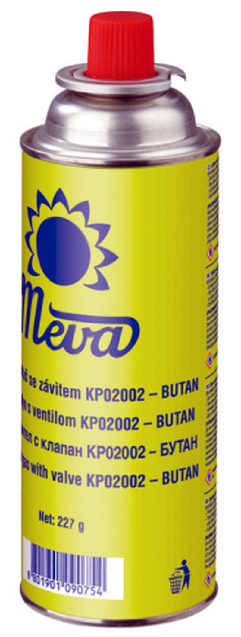 MEVA Kartuše Propan - Butan 227 g KP02002
