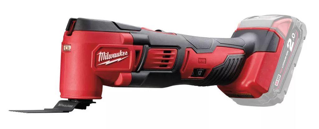 Milwaukee M18 BMT-0 Aku multifunkční nářadí 4933446203