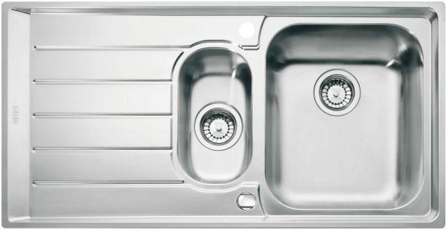 VÝPRODEJ Franke Neptun NEX 651/7, 1000x510 mm, nerezový dřez 101.0120.276 POŠKOZENÝ OBAL!!!