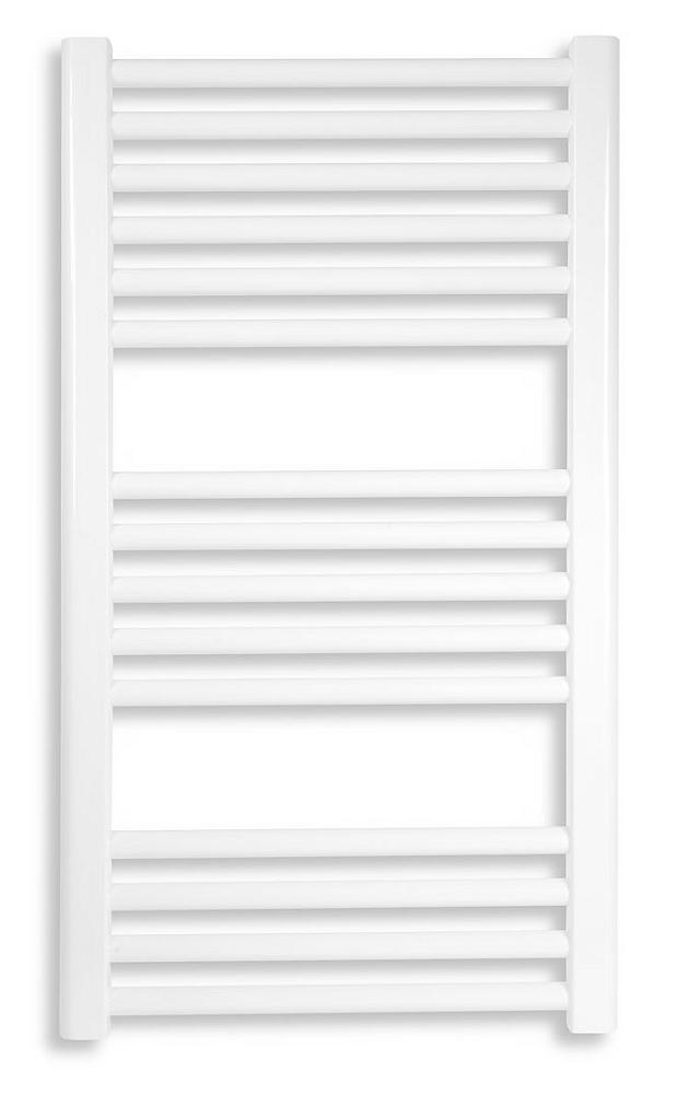 NOVASERVIS koupelnový radiator 600x900mm rovný - bílý 600/900/R,1