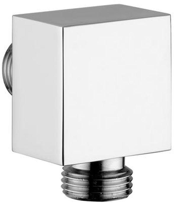 VÝPRODEJ PAFFONI LEVEL kolínko pro připojení sprchy, chrom ZACC238CR VYSTAVENÝ MODEL!!