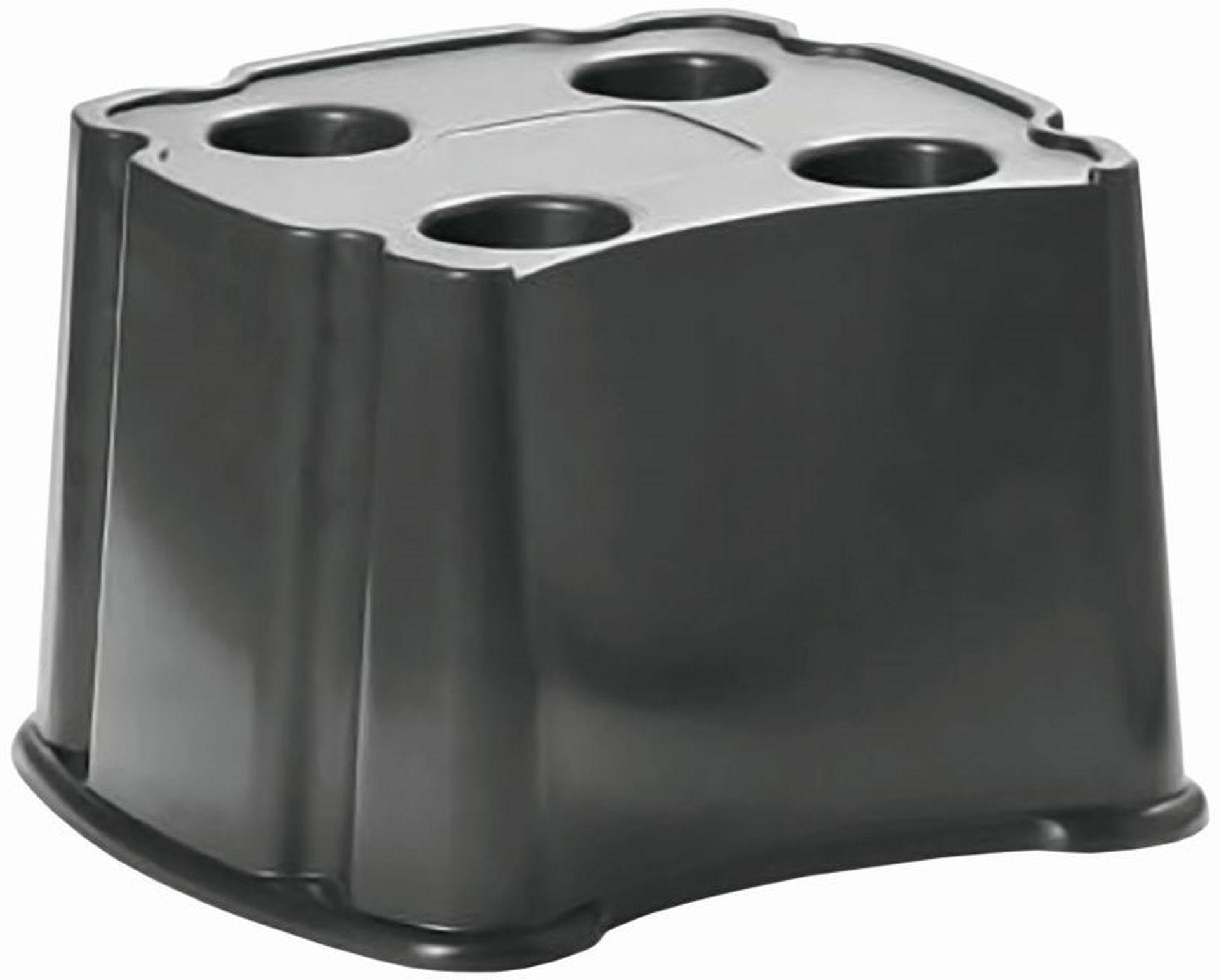 Prosperplast BASECAN Podstavec pod sud na dešťovou vodu, antracit IBAS1