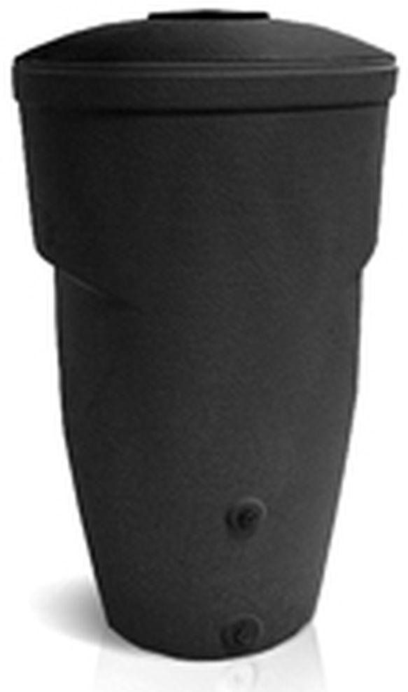 Prosperplast WALLYCAN sud na dešťovou vodu 270l, antracit IDWA270
