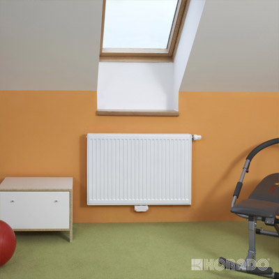 KORADO RADIK deskový radiátor typ VKM 22 600 / 1600 22-060160-G0-10