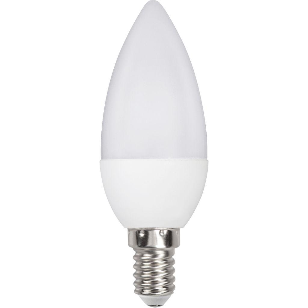 RETLUX RLL 259 C35 E14 LED žárovka svíčka 6W WW