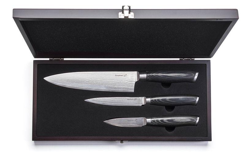 Sada nožů G21 Gourmet Damascus small box 60022168