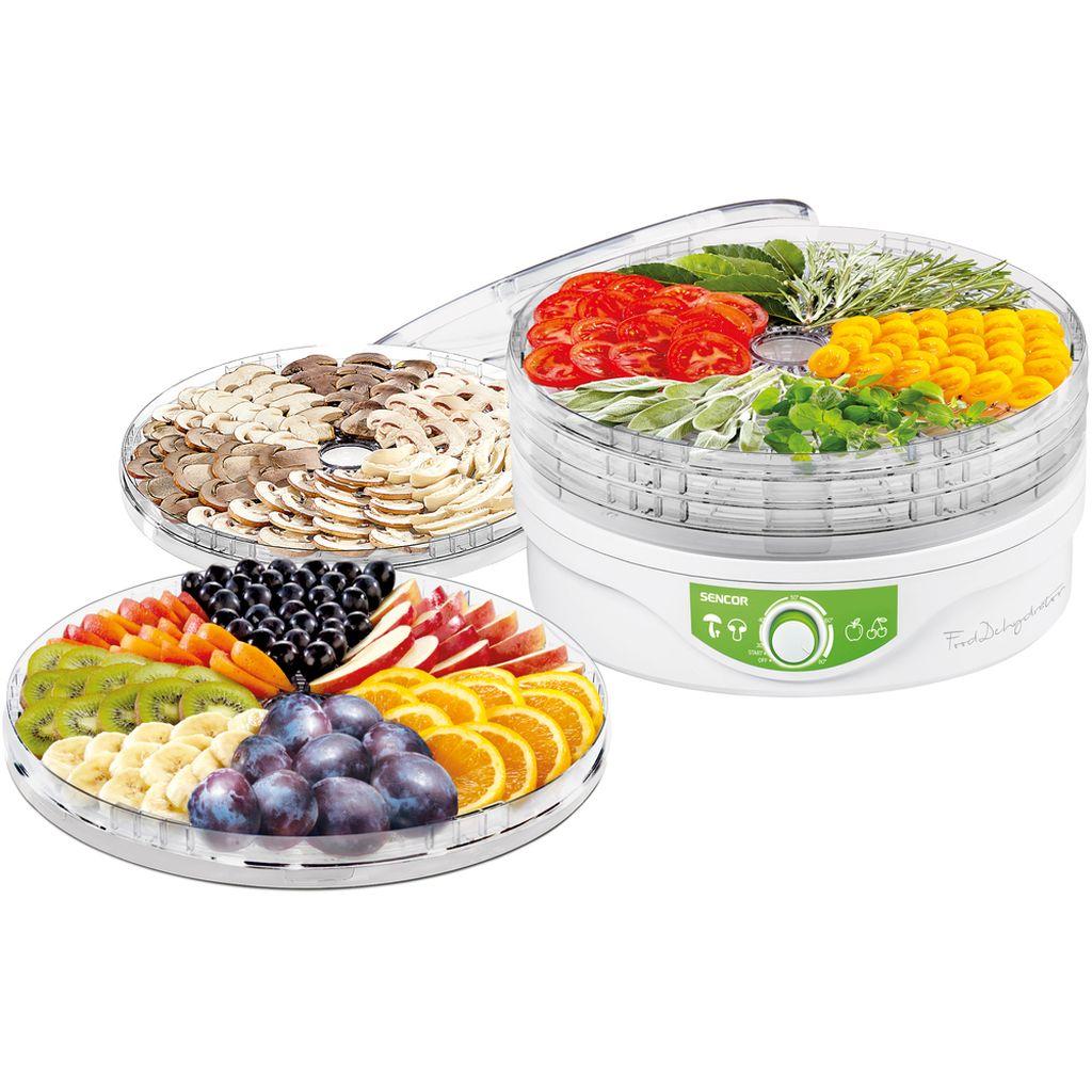 SENCOR SFD 2105WH sušička ovoce 41006024