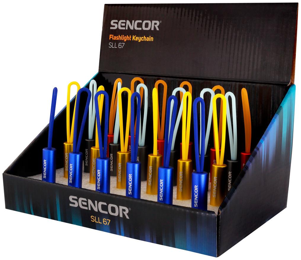 SENCOR SLL 67 LED svítící přívěšek 4C 24KS 50003478