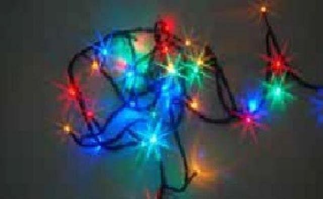 Vánoční osvětlení 20 LED - BAREVNÉ VS441