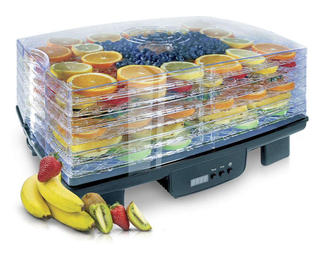 Sušička ovoce G21 Paradiso big 6008118