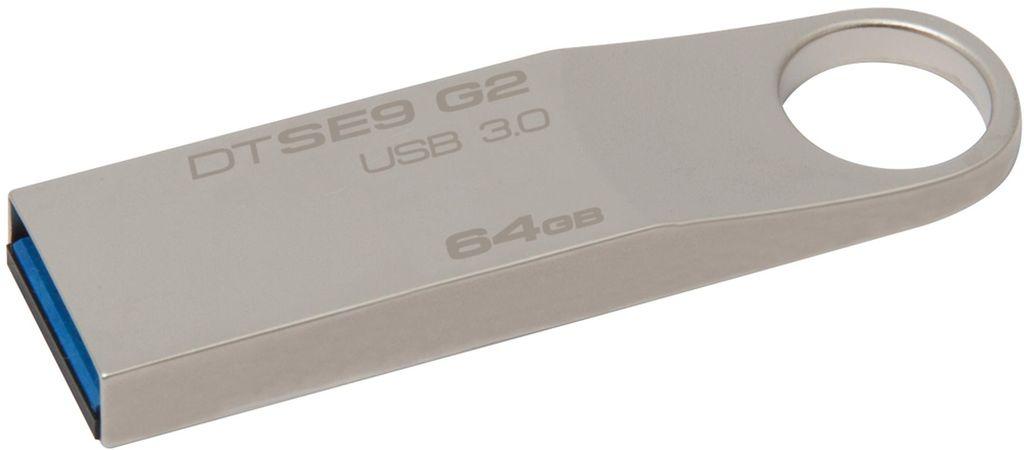KINGSTON Flash disk USB FD 64GB DT SE9G2 USB 3.0 45010564