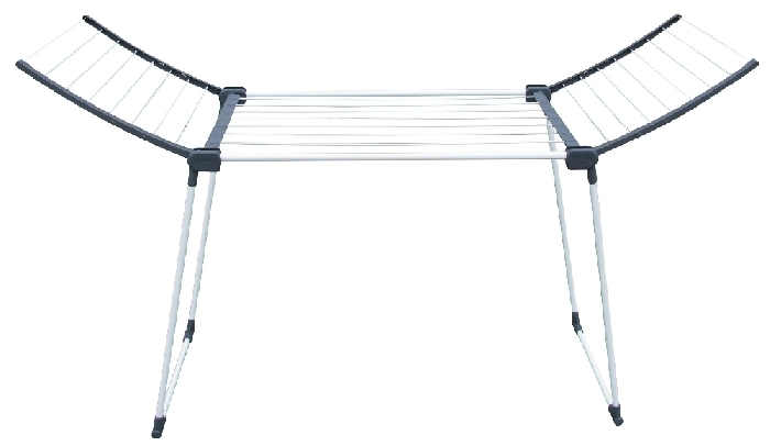 VILEDA Viva Dry Balance Sušák na prádlo, šedý 142406