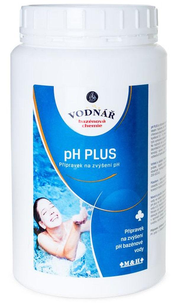 VODNÁŘ pH plus 1kg