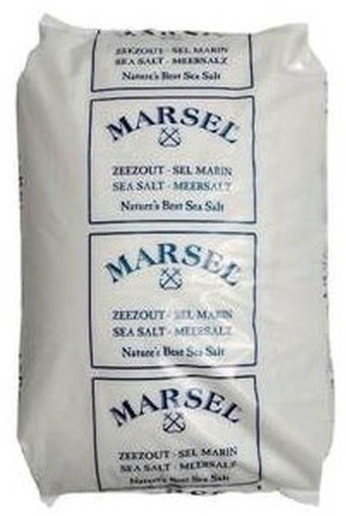Mořská hrubá sůl do bazénu Marsel 25kg