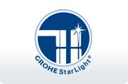 GROHE StarLight® perfektní vzhled